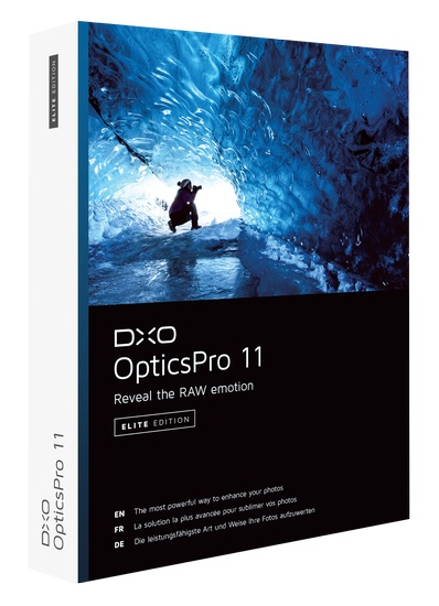 DxO Optics Pro 11.4.0 Build 11979 Elite