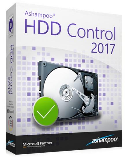 Ashampoo HDD Control 2017 3.10.01