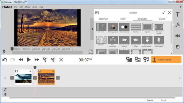 MAGIX Video Easy 6.0.0.47