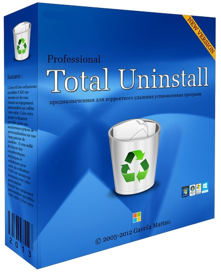 Total Uninstall Professional 6.27.0.565