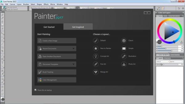 Corel Painter 2017 16.0.0.400