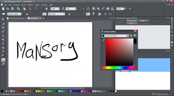 Xara Designer Pro X365 12.6