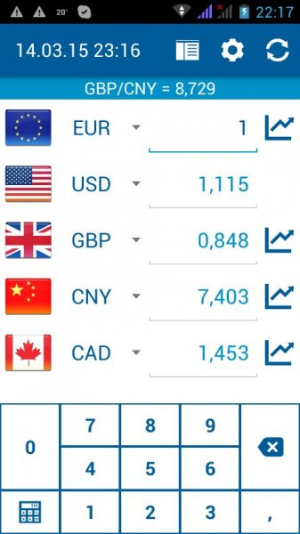 Currency Converter Plus 3.7.0