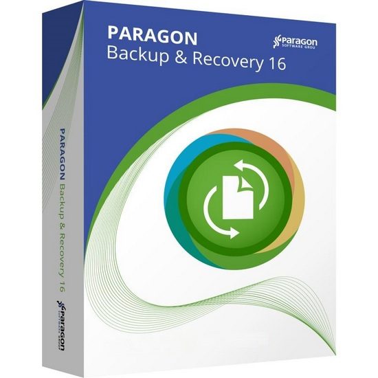 Paragon Backup and Recovery 15 Home 10.1.25.348