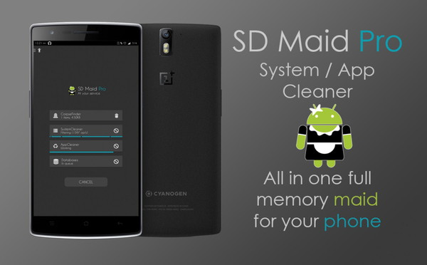 SD Maid Pro. System Cleaning Tool 4.3.0 Beta