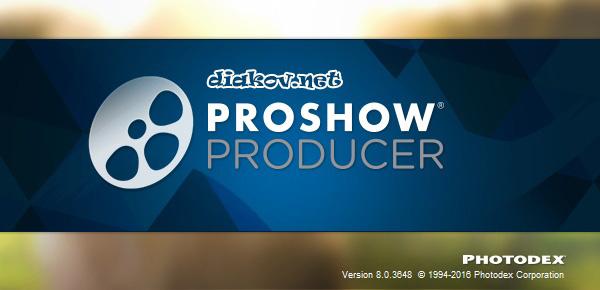 Photodex ProShow Producer 8.0.3648.0