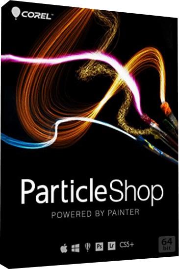 Corel ParticleShop 1.5.108 Plugin + Brush Packs