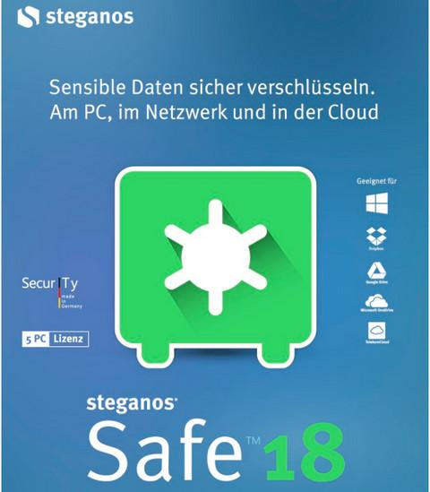 Steganos Safe 18.0.1 Revision 12029