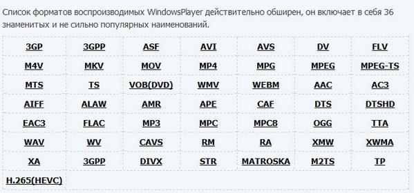 Windows Player 3.5.1.0 + Portable