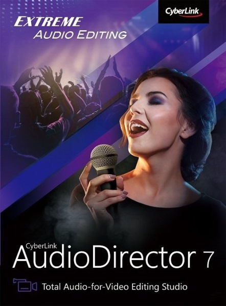 CyberLink AudioDirector Ultra 7.0.6822.0 + Rus