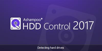 Ashampoo HDD Control 2017 3.20.00