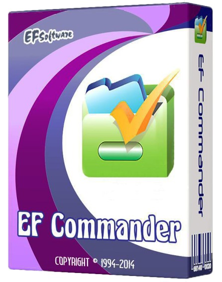 EF Commander 19.08 + Portable