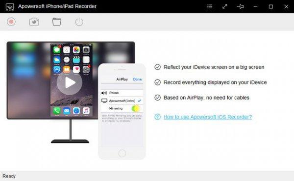 Apowersoft iPhone/iPad Recorder 1.1.3