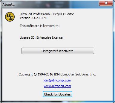 IDM UltraEdit Pro 23.20.0.40