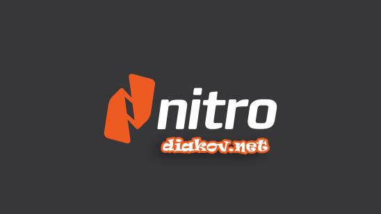 Nitro PDF Professional 11.0.1.10