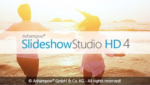 Ashampoo Slideshow Studio HD 4.0.4.11