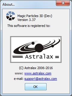 Magic Particles 3D / 3D (Dev) 3.37