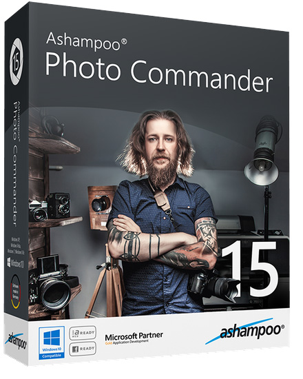 Ashampoo Photo Commander 15.1.0 Final + Portable