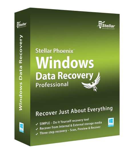 Stellar Phoenix Windows Data Recovery Professional 7.0.0.0 + Portable