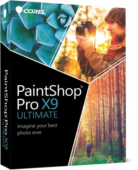 Corel PaintShop Pro X9 Ultimate 19.1.0.29 + Content