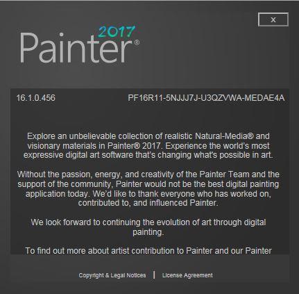 Corel Painter 2017 16.1.0.456
