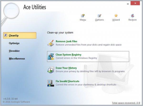 Ace Utilities 6.3.0 Build 292 Final