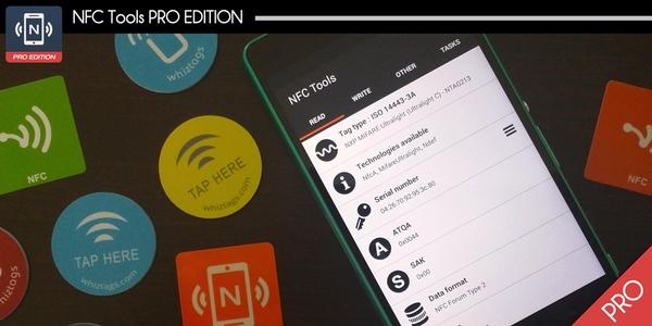 NFC Tools – Pro Edition 4.4