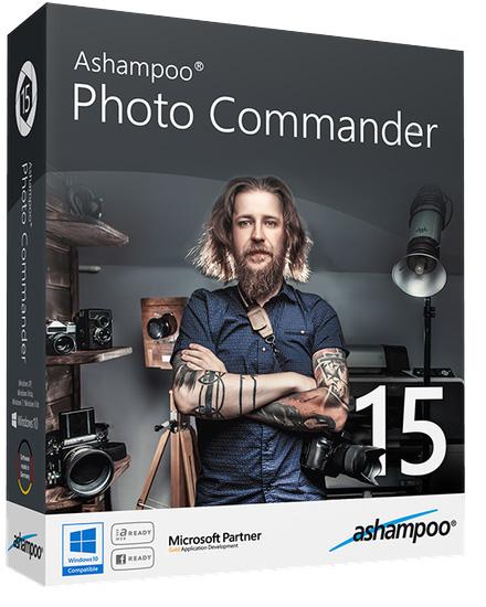 Ashampoo Photo Commander 15.0.3