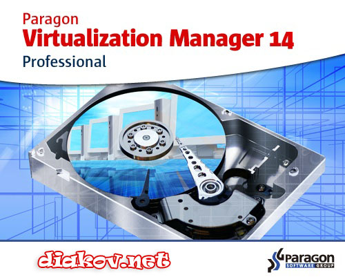 Paragon Virtualization Manager 14 Professional 10.1.21.165