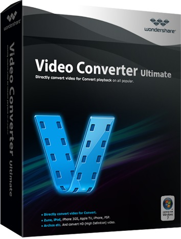 Wondershare Video Converter Ultimate 9.0.3.0 + Rus