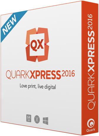 QuarkXPress 2016 12.2.1