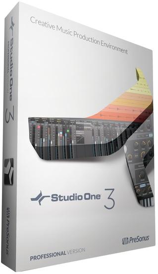PreSonus Studio One Pro 3.5.0.43196