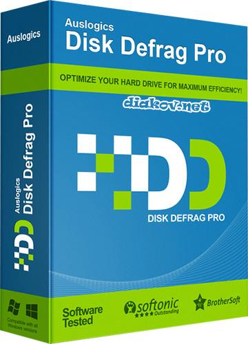 Auslogics Disk Defrag Pro 4.8.1.0 | 7.1.5.0 Free