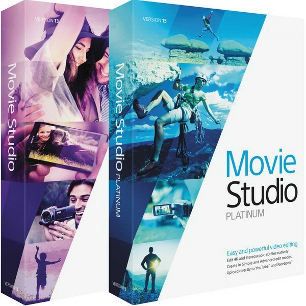 MAGIX Movie Studio / Studio Platinum 13.0 Build 208 /987