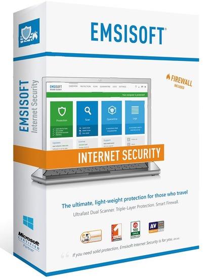 Emsisoft Internet Security 12.1.1.7014 Final