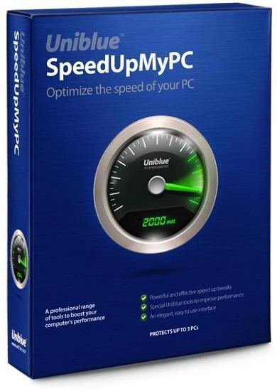 Uniblue SpeedUpMyPC 2017 6.1.0.0