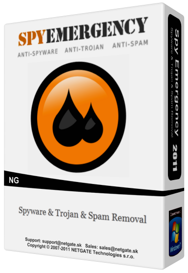 NETGATE Spy Emergency 2018 25.0.200.0