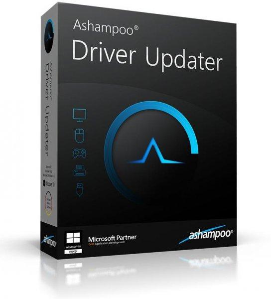 Ashampoo Driver Updater 1.0.0.19462