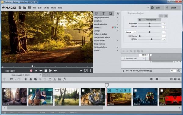 MAGIX Photostory 2017 Deluxe 16.1.2.53