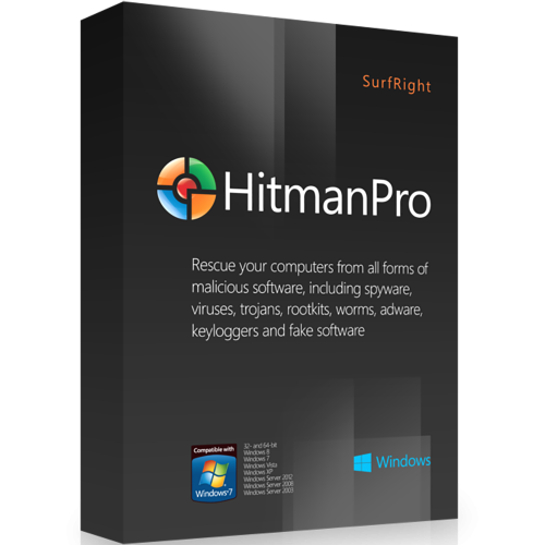 HitmanPro 3.7.18 Build 284