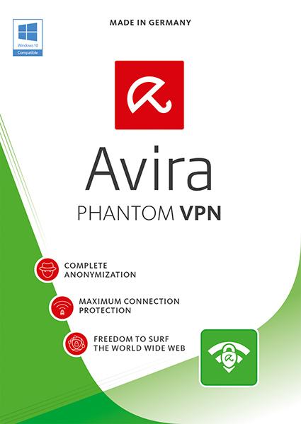 Avira Phantom VPN Pro 2.6.1.20906