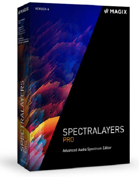 Magix SpectraLayers Pro 4.0.85