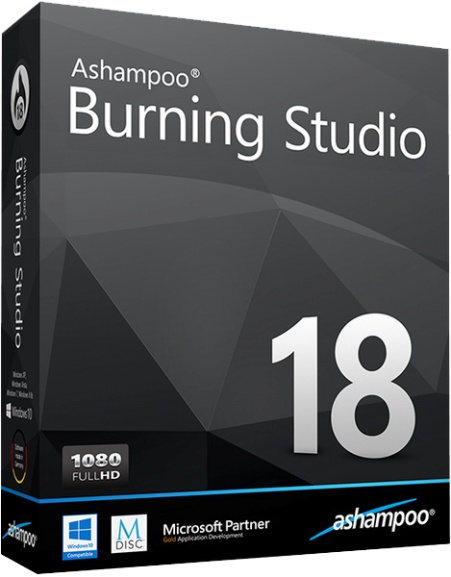 Ashampoo Burning Studio 18.0.6.29 + Portable