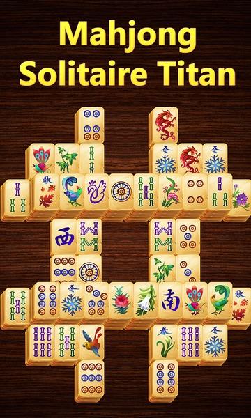 Mahjong Solitaire Titan 2.2.3