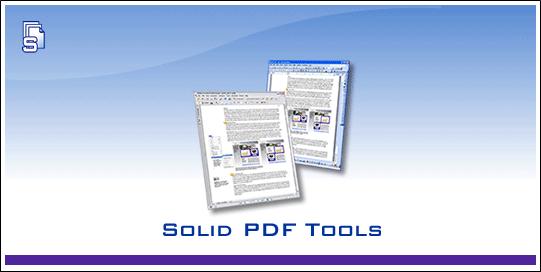 Solid PDF Tools 9.2.7478.2128