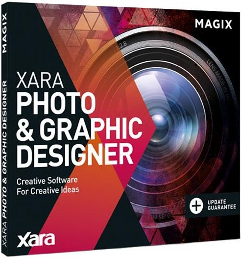 Xara Photo & Graphic Designer 365 12.5.1.48446