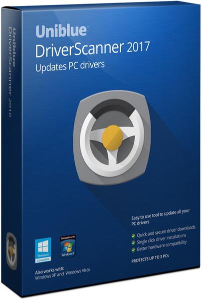 Uniblue DriverScanner 2017 4.1.1.0