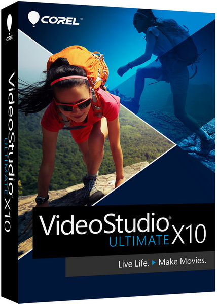 Corel VideoStudio Pro | Ultimate X10 20.0.0.137 + Content
