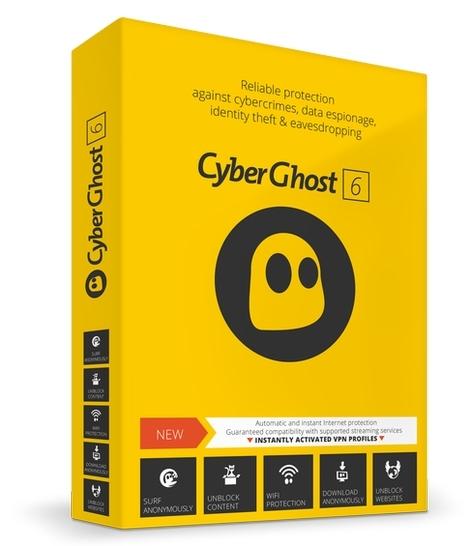 CyberGhost VPN 6.0.6.2540 Full