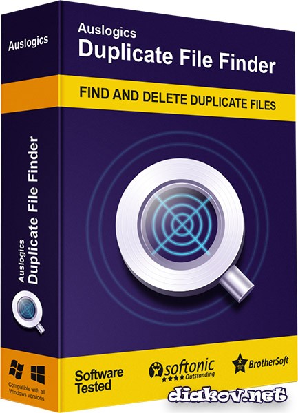 Auslogics Duplicate File Finder 6.1.2.0